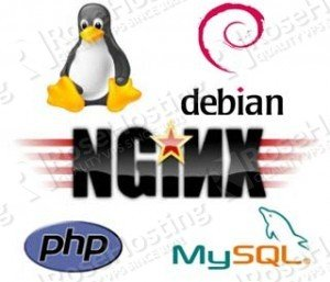 Nginx MySQL and PHP on DebianVPS