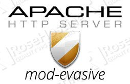 Prevent DoS/Brute-Force attacks with mod_evasive