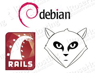 How to install Gitlab, Ruby and Nginx on a Debian 7 (Wheezy) VPS