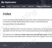 Install php-login.net script on Debian Wheezy