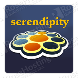 How to install Serendipity CMS on a Linux Virtual Server