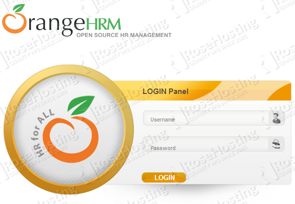 How to install LAMP and run OrangeHRM in Ubuntu 12.04 LTS