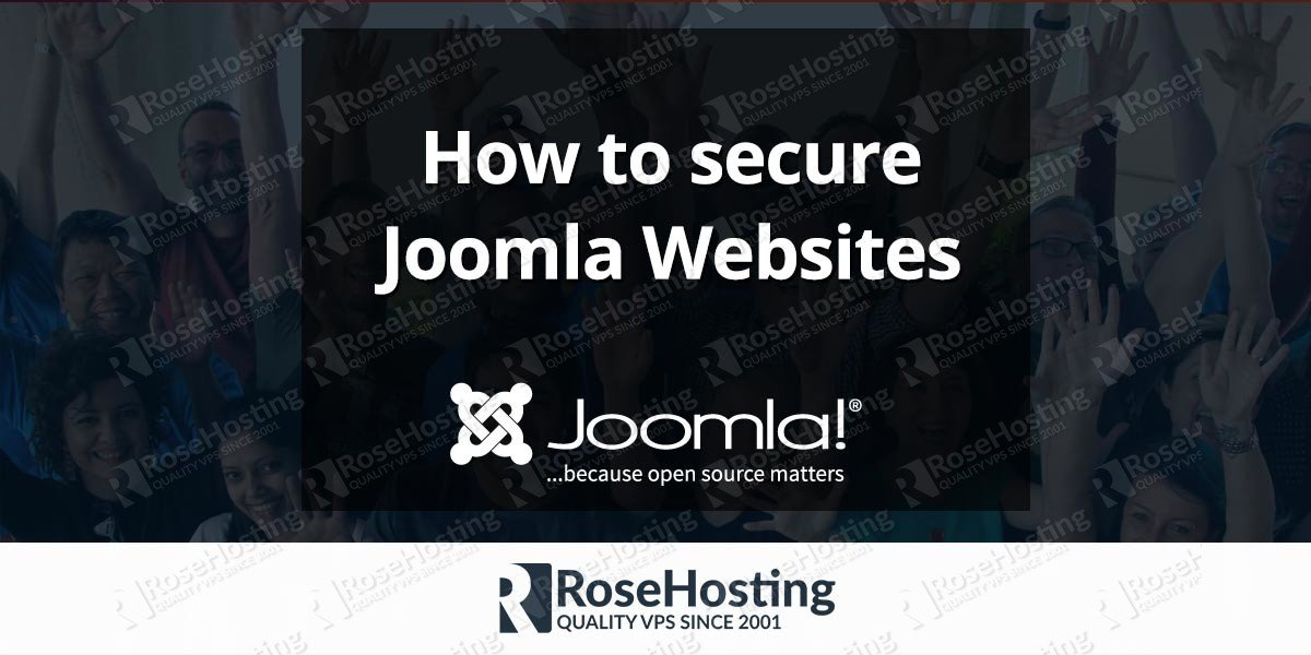 How to Secure Joomla Websites
