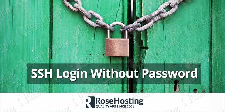 SSH login without password