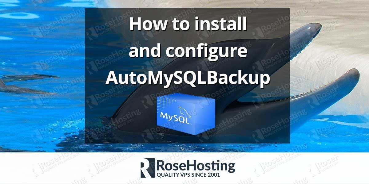How to install and configure AutoMySQLBackup