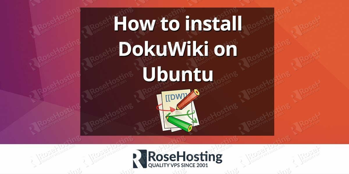 How to install DokuWiki on Ubuntu