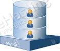 mysql show all users