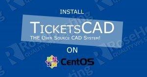 ticketscad centos
