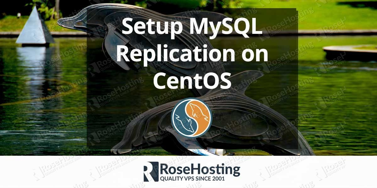 How to setup MySQL replication on CentOS