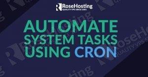 automate tasks cron