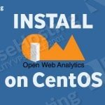 open web analytics centos