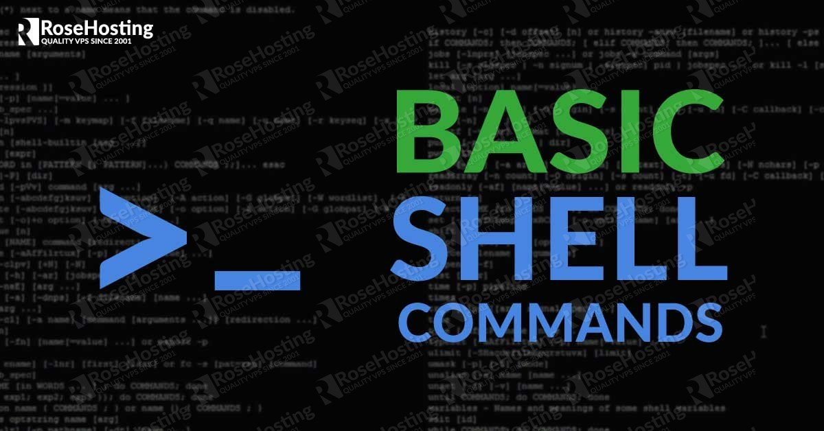 Basic shell commands after Putty SSH logon