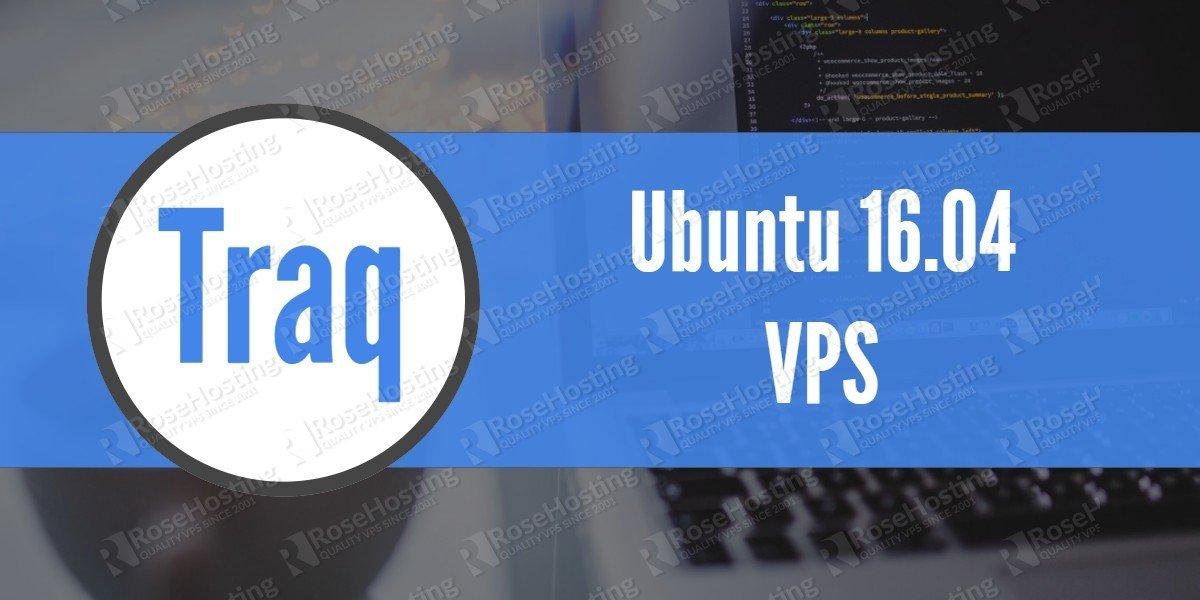 How To Install Traq on Ubuntu 16.04
