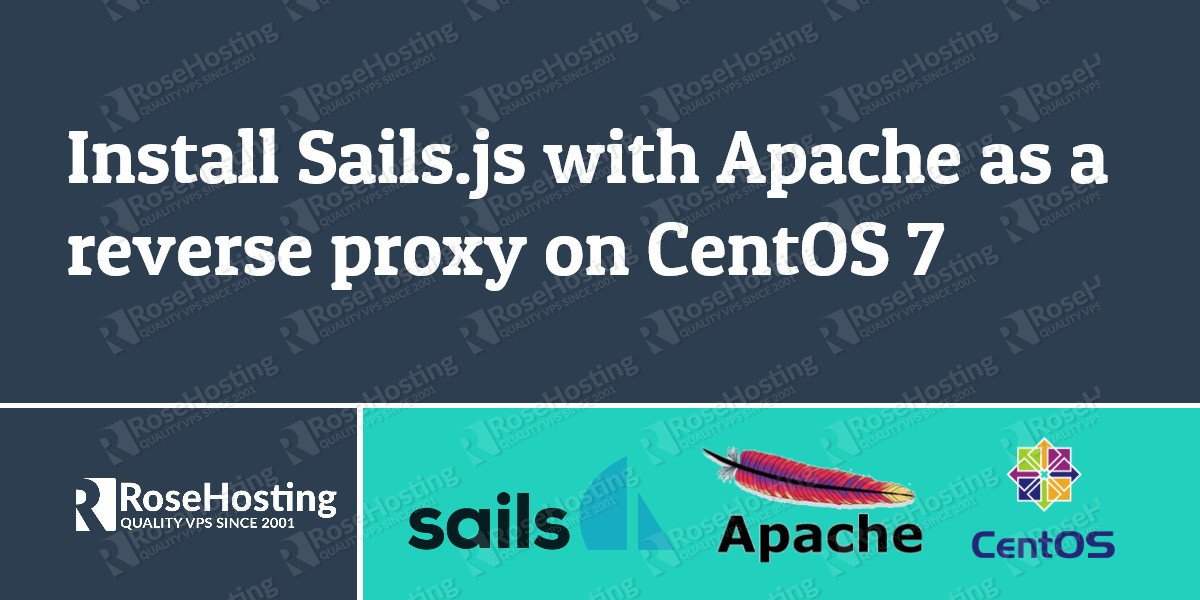 Install Sails.js on CentOS 7