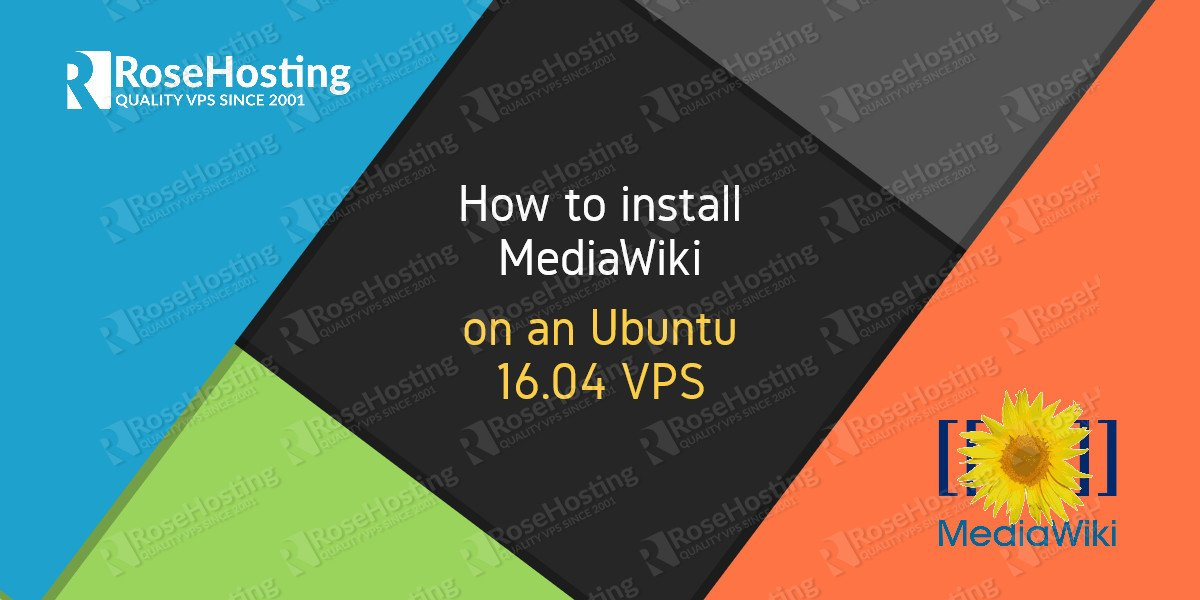 mediawiki ubuntu vps
