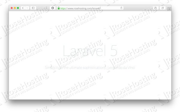 install laravel ubuntu 16.04
