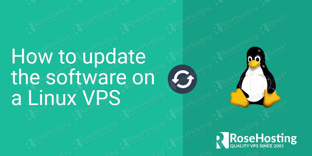 update software on linux