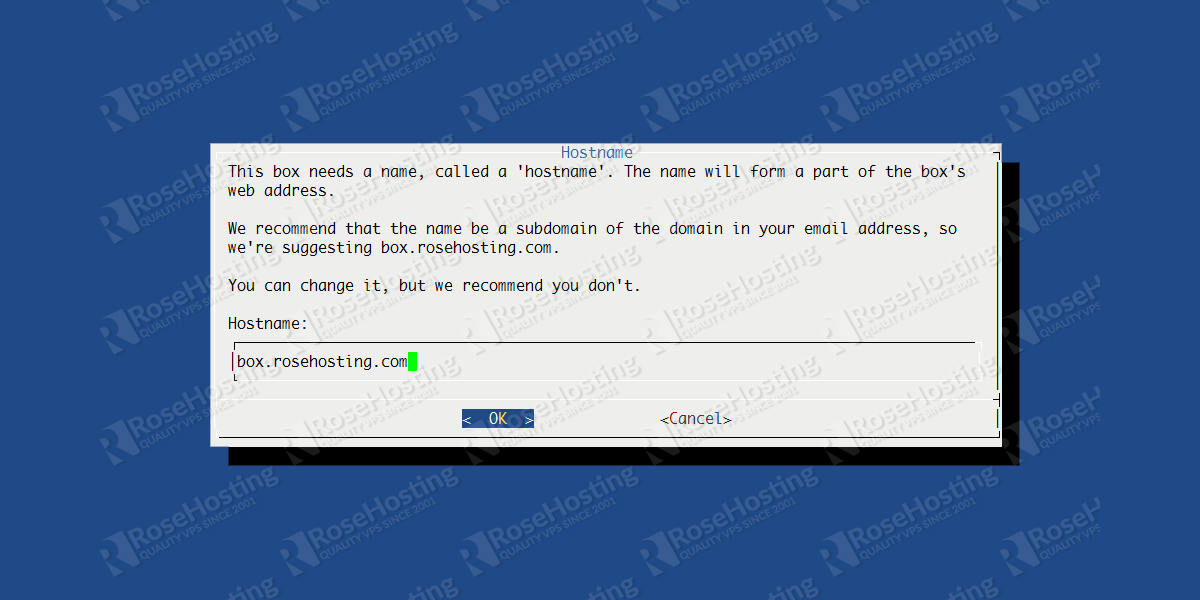 How to Setup an Email Server with Mail-in-a-Box on Ubuntu   RoseHosting