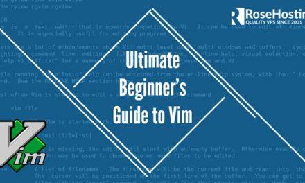 Vim Guide