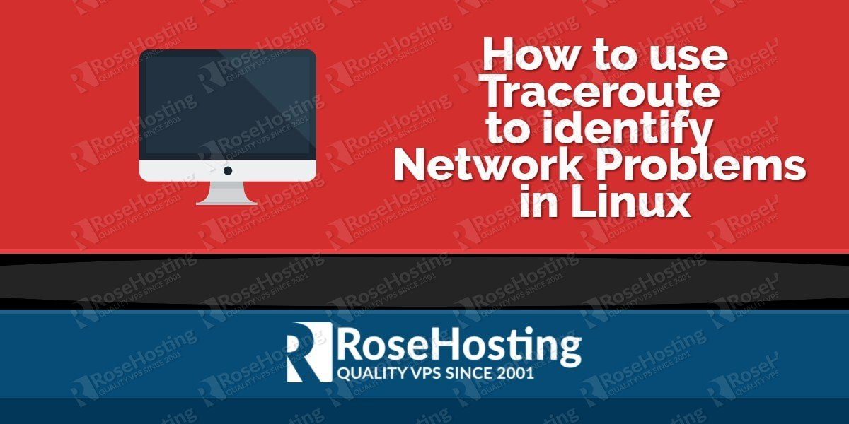 How to use traceroute in Linux