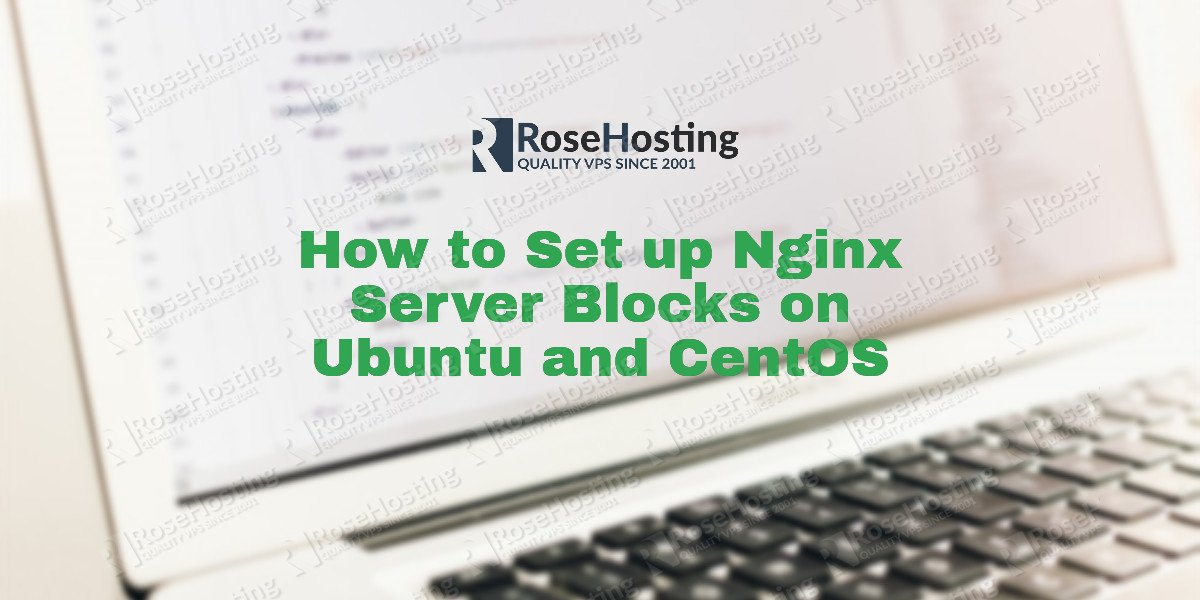 nginx server blocks ubuntu centos