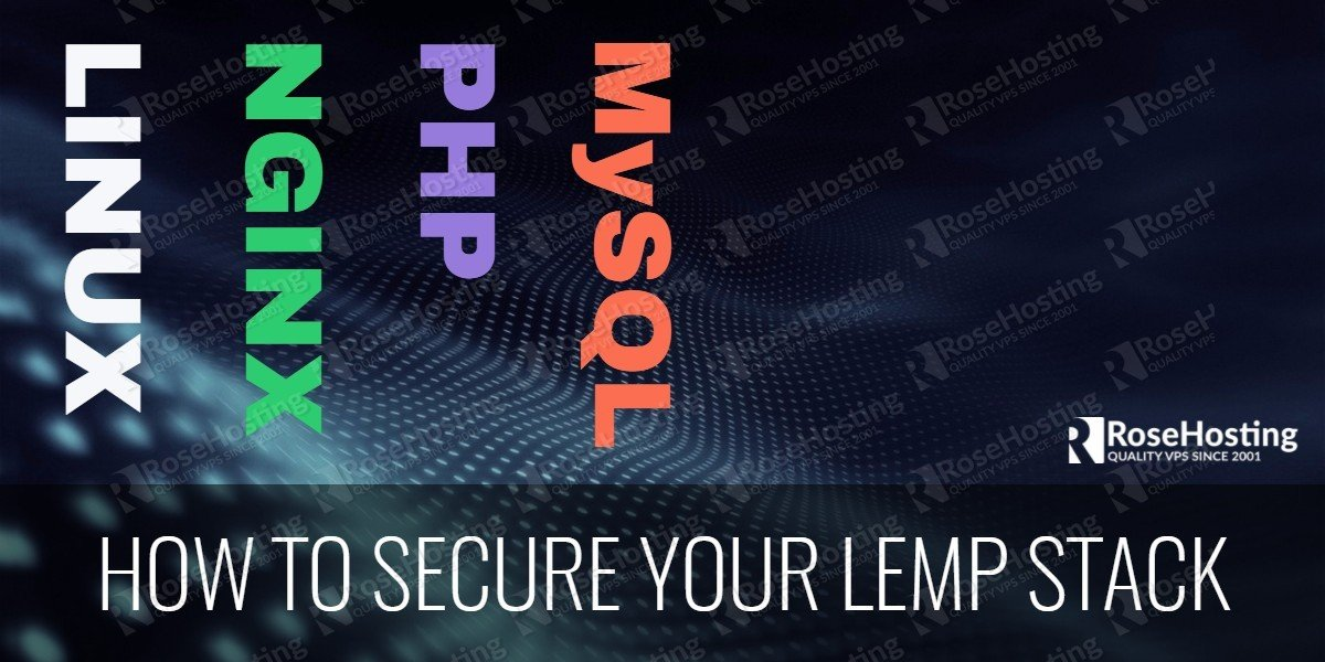 How to secure LEMP stack