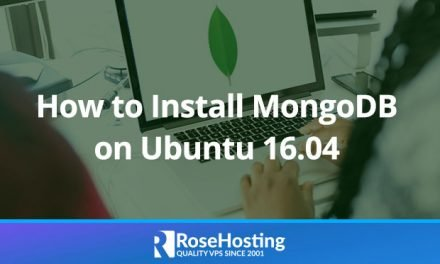 How to Install MongoDB on Ubuntu 16.04