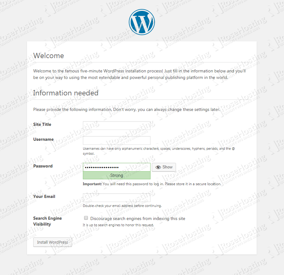how to set up seo in wordpress