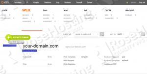 vestacp add domains