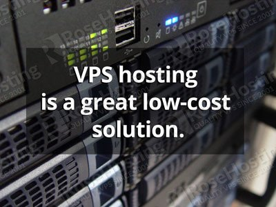 vps hosting advantages