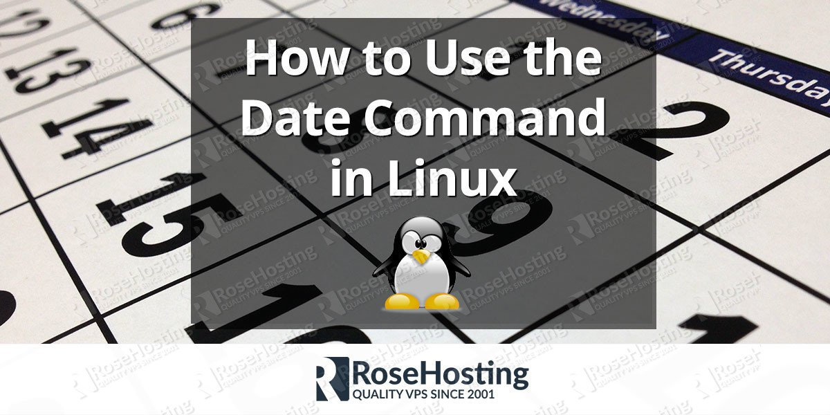 How to Use the Date Command in Linux