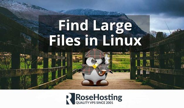 How To Find Large Files in Linux