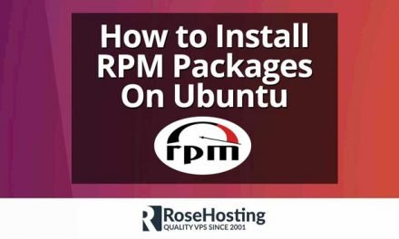How to Install RPM Packages On Ubuntu