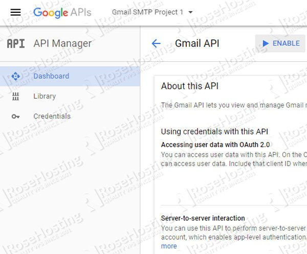 How to Use SMTP Server to Send WordPress Emails Using Gmail API
