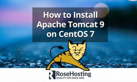 Install Tomcat 9 on CentOS 7