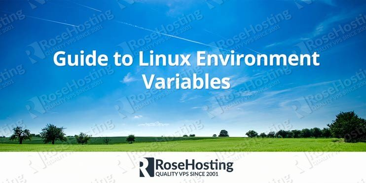 Guide to Linux Environment Variables | RoseHosting
