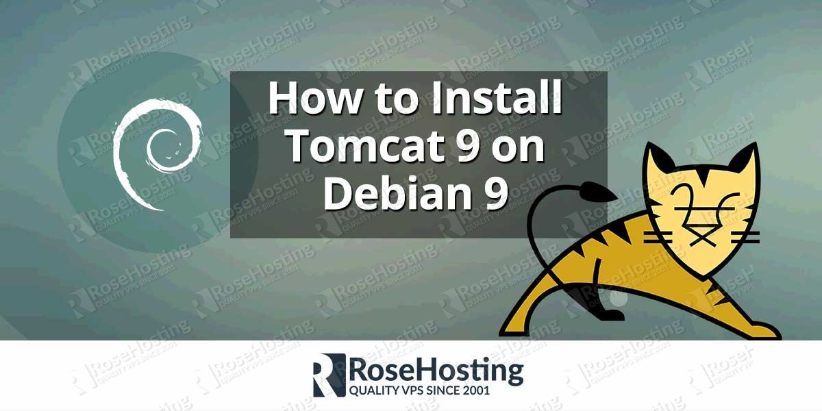 How to Install Tomcat 9 on Debian 9