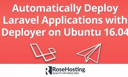How to Install Odoo 10 on Ubuntu 16 04 | RoseHosting