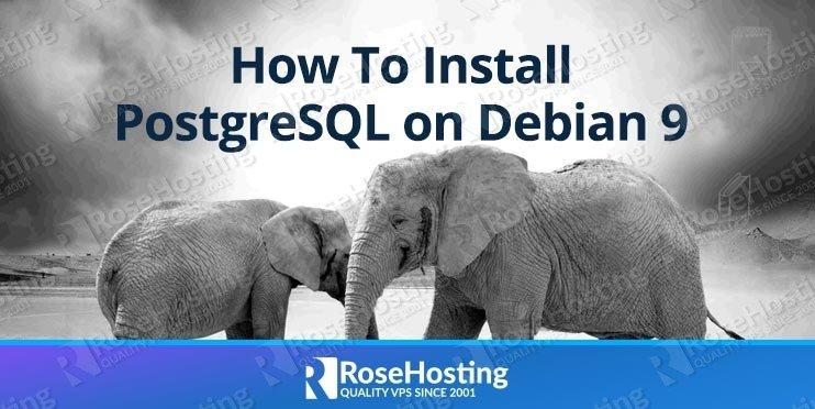 Apt get install postgresql debian