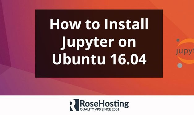How to Install Jupyter Notebook on Ubuntu 16.04