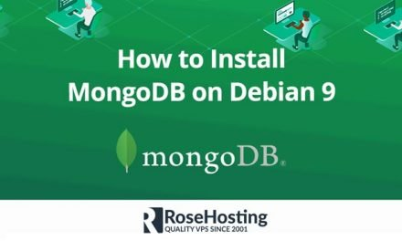 How to Install MongoDB on Debian 9