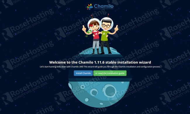 Install Chamilo on Ubuntu 16.04