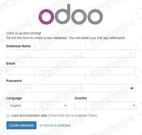 Installing Odoo 11 on Ubuntu 16.04 with Nginx as a Reverse Proxy