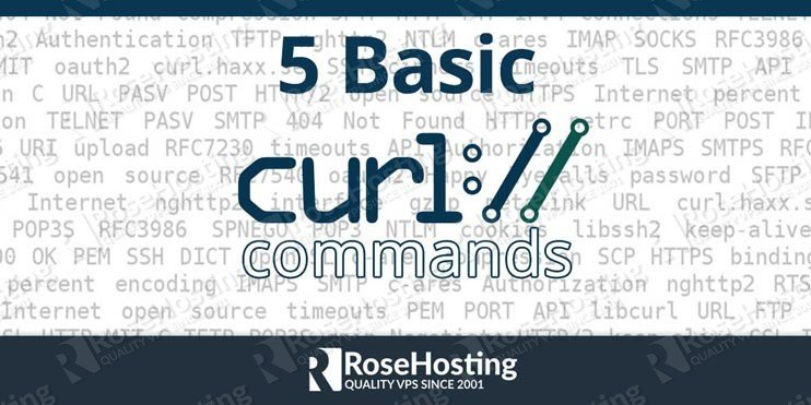 cURL Command Examples | RoseHosting