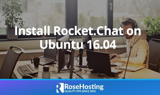 How to Install Rocket.Chat on Ubuntu 16.04
