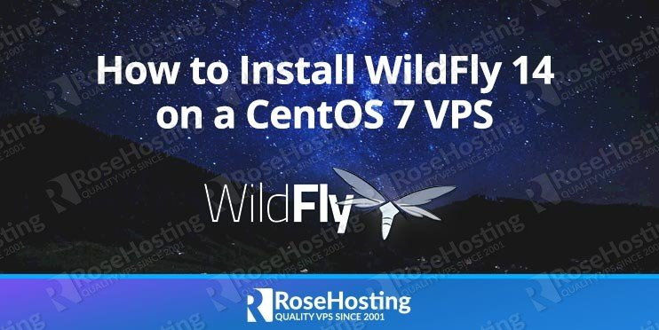 How to Install WildFly 14 on CentOS 7
