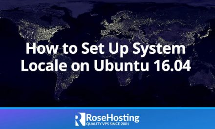 How to Set Up System Locale on Ubuntu 16.04