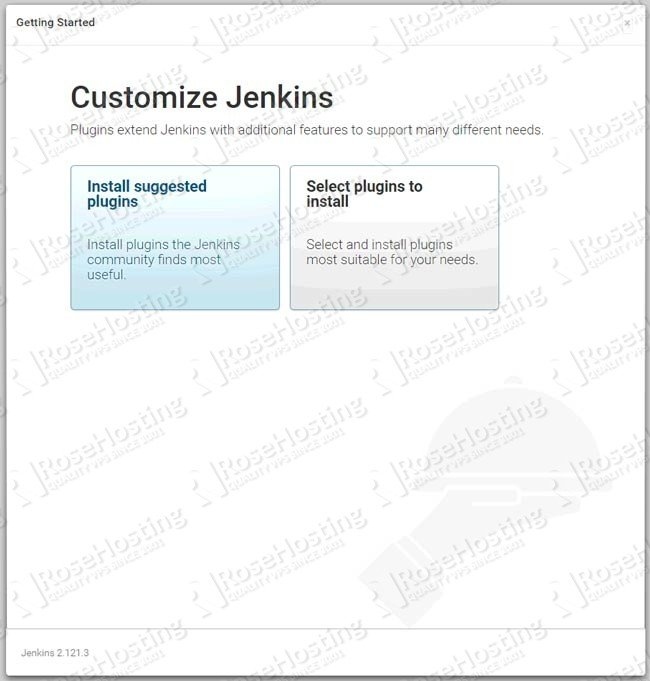 set up jenkins on debian 9
