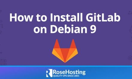 How to Install GitLab on Debian 9