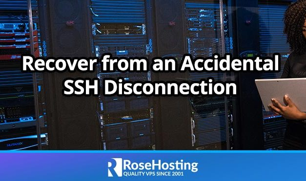 How to Recover from an Accidental SSH Disconnection on Linux